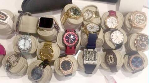 Automóviles, relojes y vinos de miles de dólares: los bienes incautados a Samark López, presunto testaferro del exvicepresidente de Venezuela