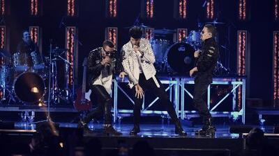 El reggaetón, el amor y la crisis política en Puerto Rico fueron los grandes protagonistas de los Premios Juventud