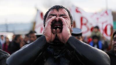 """La rabia de Chiloé, la isla que no quiere ser el """"basurero"""" de Chile"""