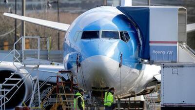 Presidente Trump ordena suspender los vuelos del Boeing 737 Max 8 y Max 9