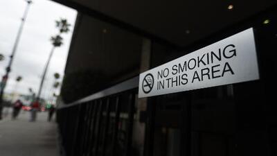 Beverly Hills se convierte en la primera ciudad del país en prohibir la venta de productos de tabaco