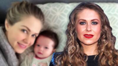 Ingrid Martz confiesa lo complicado que fue para ella regresar a trabajar tras el nacimiento de su hija