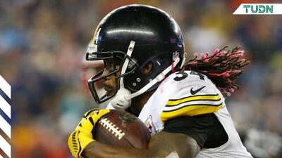 DeAngelo Williams y su lucha contra el cáncer de mama