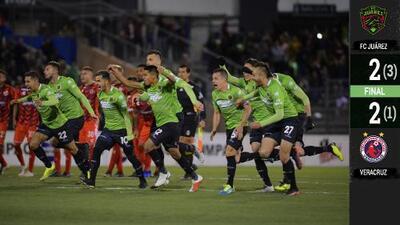 Vázquez Mellado se bañó de gloria en el pase del FC Juárez a semis de Copa MX