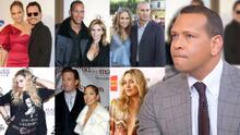A-Rod responde si todos sus ex y los de Jennifer López serán invitados a la boda