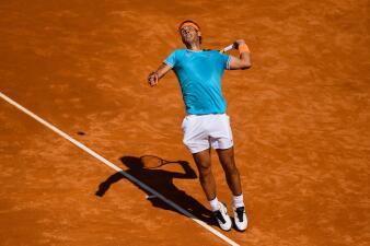 El esfuerzo de Rafael Nadal en su debut triunfal en el Barcelona Open