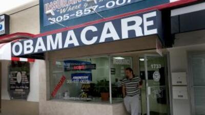 """Le dan dos años más a seguros que no cumplan los requisitos del """"Obamacare"""""""