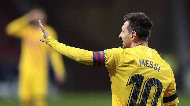 Messi y de Jong no fueron convocados para enfrentar al Dinamo Kiev