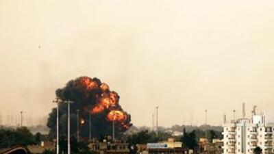 Confirman participación militar en Libia