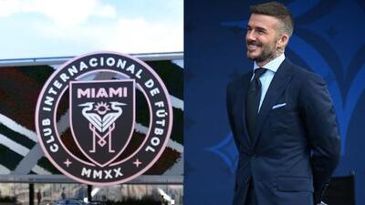 David Beckham anuncia posible sede para su equipo de MLS en Miami y es una obra de arte