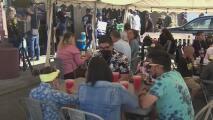 Residentes de Downey se unen para ayudar a vendedores ambulantes víctimas de ataques en las calles