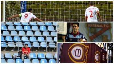 Los 'Forever Alone' del fútbol: tristemente llenan más la banca que la tribuna
