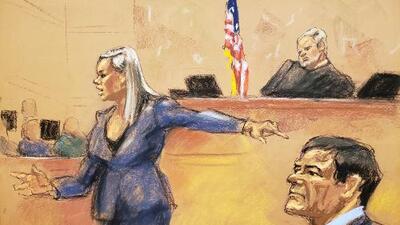 La acusación de que 'El Chapo' violó a niñas de 13 años es usada a su favor pidiendo otro juicio