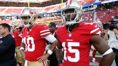 San Francisco 49ers se niegan a renovar a Pierre Garcon
