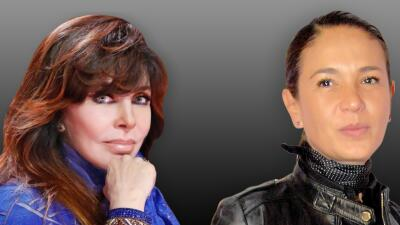 Del rumor a las acusaciones: esto es lo que sabemos del pleito por la 'boda' de Yolanda Andrade y Verónica Castro