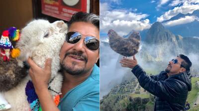 📸 Desde Lima hasta Machu Picchu: El Feo comparte fotos de su viaje a Perú
