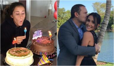Con un tierno mensaje, Alan Tacher celebró el cumpleaños de su hija Hannah