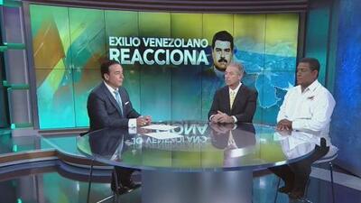 Oposición venezolana rechaza las declaraciones de Nicolás Maduro en entrevista con María Elvira Salazar