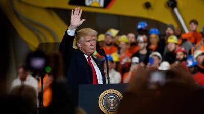 Trump alega sin fundamento que inmigrantes quieren llegar a EEUU para beneficiarse de DACA