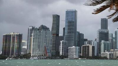 Cielos nublados y algunas lluvias aisladas, el pronóstico para este domingo en Miami