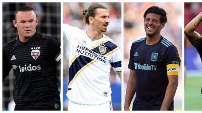 MLS IS BACK: Los pesos pesados dominan la batalla por el Botín de Oro en primera vuelta de temporada