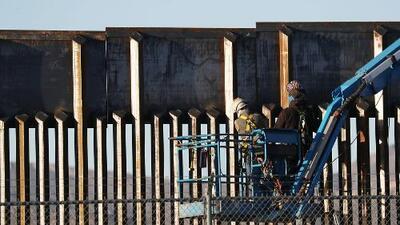 El Pentágono desviará 1,500 millones de dólares del presupuesto militar para la construcción del muro