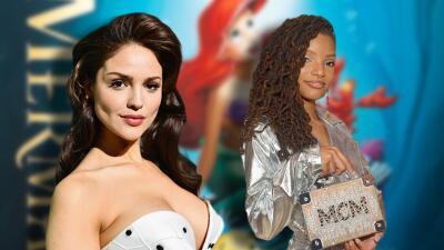 Eiza González arremete contra quienes critican a la actriz que intepretará a 'La Sirenita'