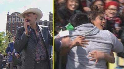#DAEnUnMinuto: Mela se nos cayó y El Chapo de Sinaloa se pasa de fiel