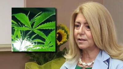 Tras vivir duros momentos por el cáncer de mama, la Dra. Milagros creó una línea de cosméticos con marihuana