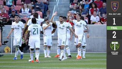 Diego Valeri es una leyenda viviente de la MLS: el 'Maestro' de Portland anotó un gol histórico