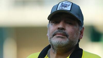 Maradona recibe invitación de Boca Juniors para que le acompañe en un entrenamiento