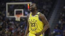 NBA multa a Draymond Green por manipulación