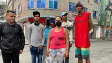 Sin techo y sin trabajo en tiempos de covid-19: cuarentena deja en la calle a migrantes venezolanos en Colombia y Ecuador