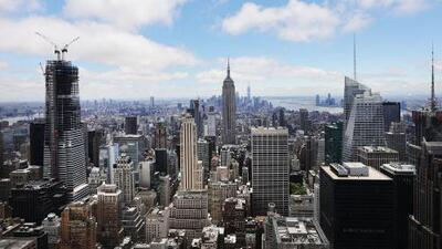 Nueva York se prepara para una mañana de jueves con condiciones secas y fuertes vientos