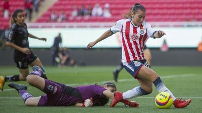 Chivas logró su primer triunfo del torneo en la jornada 2 de la Liga MX Femenil