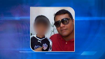 """""""Mi hijo pide a gritos estar conmigo"""": habla el padre del niño quemado por su madre"""