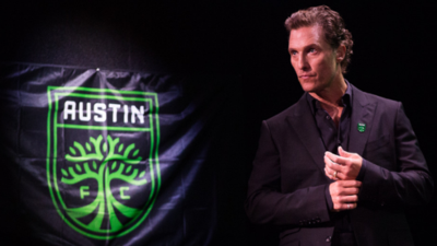 """All right, all right, all right"": Matthew McConaughey, se une como accionista a Austin FC"