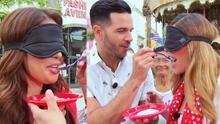 Este reto de sabor reveló que Evelyn y Donají tienen buen paladar (aunque no todo les gustó)