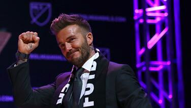 """El Inter Miami  de Beckham tendrá un entrenador """"reconocible"""" y buscará estrellas de inmediato"""