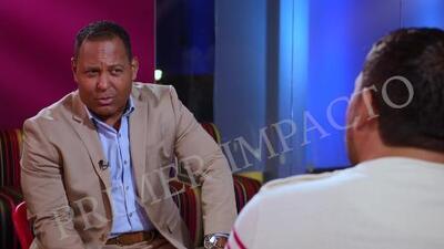 Entrevista completa: Manny Manuel confiesa que tiene problemas con la bebida