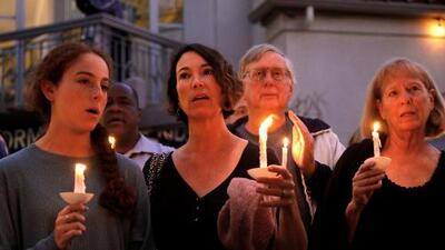 En un minuto: Funeral para despedir a la mujer que protegió a un rabino en tiroteo a sinagoga