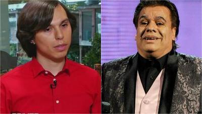 Joao Gabriel Alberto Aguilera confirma que es hijo de Juan Gabriel y ahora no quiere saber de Iván Aguilera
