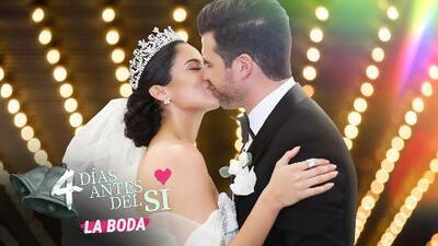 4 Días Antes del Sí: la gran boda de Aleyda Ortiz | Capítulo 5