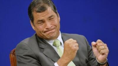 Biografía de Rafael Correa
