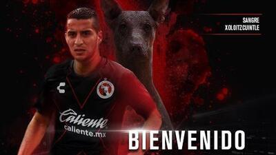 El 'Pulpo' González vuelve a México para jugar con Xolos