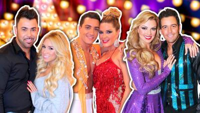 De no creerse: estos famosos se han enamorado en la pista de Mira Quien Baila