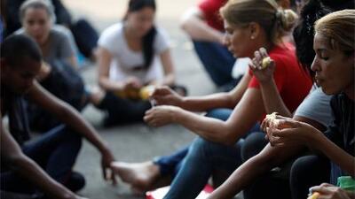 Liberan a decenas de cubanos que estaban en una estación migratoria en México