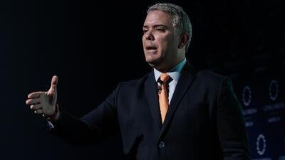 El presidente de Colombia denunciará ante la ONU los atropellos de la dictadura de Venezuela