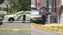 18 heridos de bala: el saldo de un violento fin de semana festivo en Filadelfia