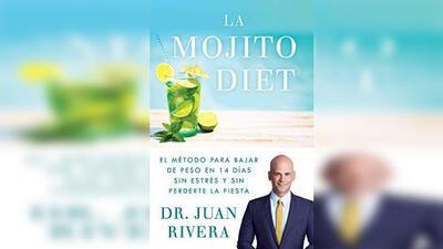 ¿En qué consiste la Mojito Diet?, el régimen alimenticio que propone el Dr. Juan Rivera para perder peso este año